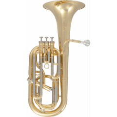 Sml Paris Saxhorn baryton 3+1 pistons verni - Vue 1
