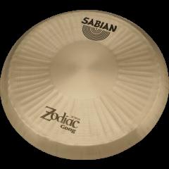 """Sabian Gong zodiac 28"""" - Vue 1"""