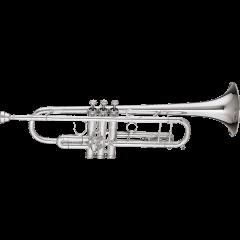 Getzen Trompette Sib professionnelle vernie 3050 - Vue 1