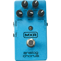 Mxr M234 Analog chorus - Vue 1