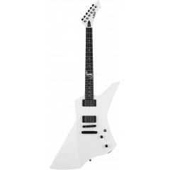 Ltd James Hetfield Snakebyte white - Vue 1