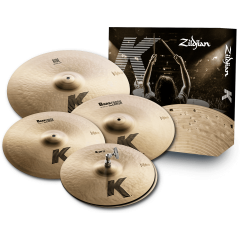 "Zildjian Pack K 14""- 16""- 20"" + crash 18"" offerte - Vue 1"