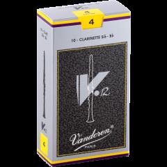 Vandoren Anches clarinette Sib V12 force 4 - Vue 1
