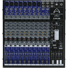 Wharfedale Pro SL 824 - Vue 1