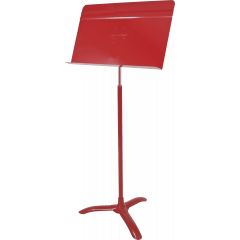 Manhasset Pupitre d'orchestre rouge verni - Vue 1