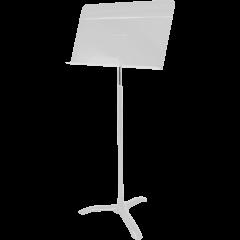 Manhasset Pupitre d'orchestre blanc verni - Vue 1