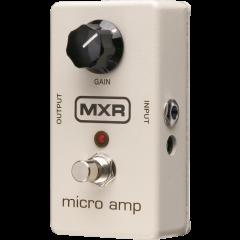 Mxr M133 Micro Amp - Vue 1