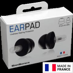 Earsonics Earpad - Vue 1