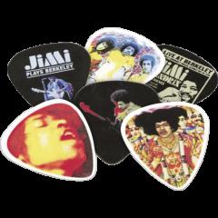Dunlop Jimi Hendrix Electric Lady heavy boîte de 12 - Vue 1