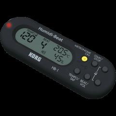 Korg HB-1 métronome hygromètre noir  - Vue 1