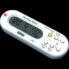 Korg HB-1 métronome hygromètre blanc  - Vue 1