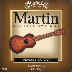 C.f. Martin M630 Ukulélé Baryton fluorocarbone - Vue 1