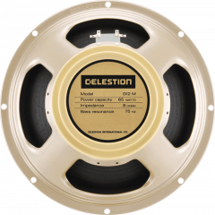 Celestion G12M-65 Creamback 8 Ohm - Vue 1