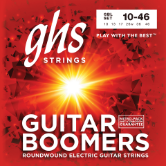 Ghs Boomers GBL Light 10-46 - Vue 1