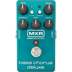 Mxr M83 Bass chorus deluxe - Vue 1