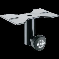 K&M 195/8 Adaptateur de fixation pour enceinte - Vue 1