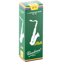 Vandoren Anches saxophone ténor Java force 3,5 - Vue 1