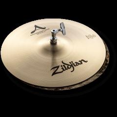 "Zildjian A 14"" Mastersound hi-hat - Vue 1"