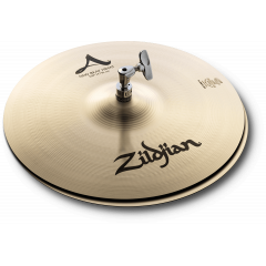 "Zildjian A 14"" New Beat hi-hat - Vue 1"