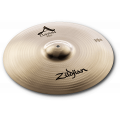 "Zildjian A Custom 18"" crash - Vue 1"