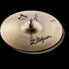 "Zildjian A Custom 14"" Mastersound hi-hat - Vue 1"