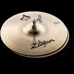 "Zildjian A Custom 14"" hi-hat - Vue 1"