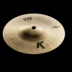 """Zildjian K 8"""" splash - Vue 1"""
