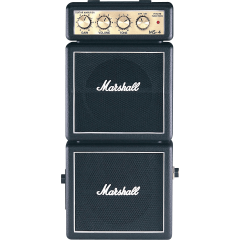 Marshall MS4 - Vue 1