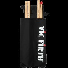 Vic Firth Housse noire deux compartiments pour baguettes et mailloches - Vue 1
