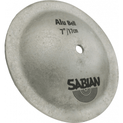 """Sabian Alu Bell 7"""" - Vue 1"""