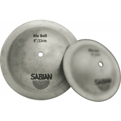 """Sabian Alu Bell 9"""" - Vue 1"""