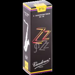 Vandoren Anche saxophone ténor ZZ force 2,5 - Vue 1