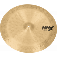 "Sabian HHX 20"" zen china - Vue 1"