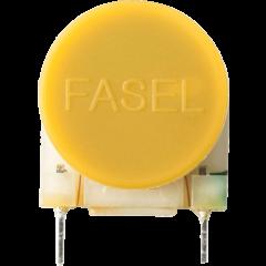 Dunlop FL01Y Inducteur Fasel Jaune - Vue 1