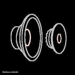 """Hk Audio Haut-parleur 15"""" 8 Ohms 700 Watts pour Lucas Performer - Vue 1"""