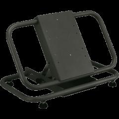 Euromet Stand de sol pour écran Lcd pliable anthracite - Vue 1