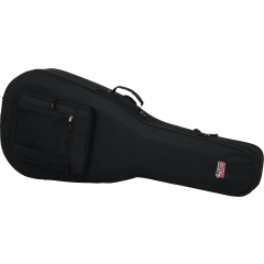 Gator GL-DREAD-12 nylon guitare dreadnought 12-cordes - Vue 1