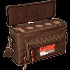 Gator GM-4 softcase nylon 4 micros - Vue 1