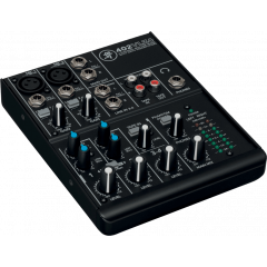 Mackie 402-VLZ4 Mixeur ultra-compact 4 canaux - Vue 1