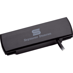Seymour Duncan SA-3HC-BLK Woody Hum-Canceling noir - Vue 1