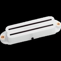 Seymour Duncan SHR-1B-W Hot Rails Strat chevalet blanc - Vue 1