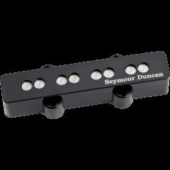 Seymour Duncan SJB-3B Quarter-Pound JB chevalet noir - Vue 1