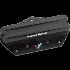 Seymour Duncan STHR-1B Hot Rails Lead Tele chevalet noir - Vue 1