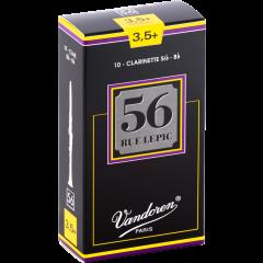 Vandoren Anches clarinette Sib 56 Rue Lepic force 3,5+ - Vue 1