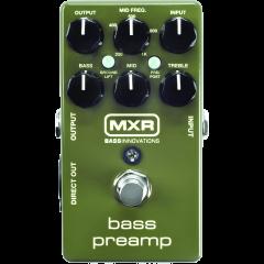Mxr M81 Bass preamp - Vue 1