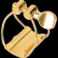 Brancher Ligature fil plaquée or saxo ténor - bec métal - Vue 1