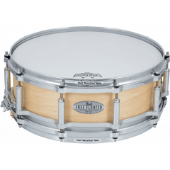 "Pearl Free floating 14"" x 5"" érable - Vue 1"