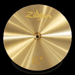 Zildjian Crotale grave une note G# - Vue 1