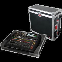 Gator G-TOUR-X32CMPCTW bois mixeur Behringer X32 compact - Vue 1