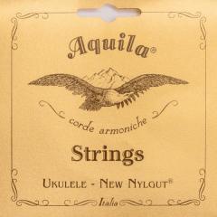 Aquila 4U New Nylgut Soprano Do GCEA Sol aigu - Vue 1